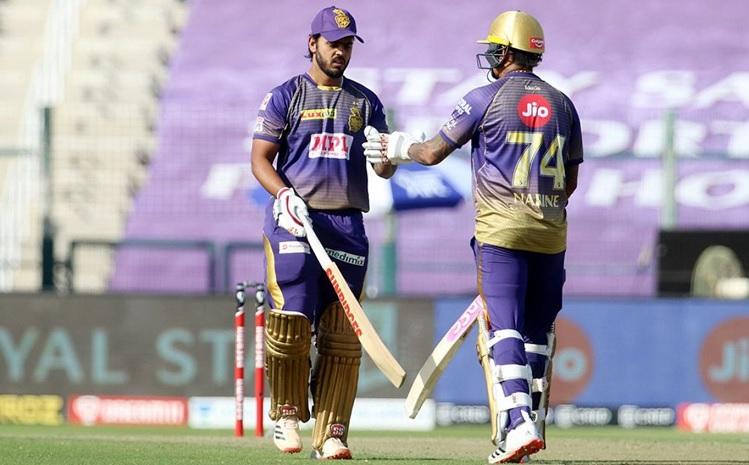 Kolkata Knight Riders set 195 runs target for Delhi Capitals