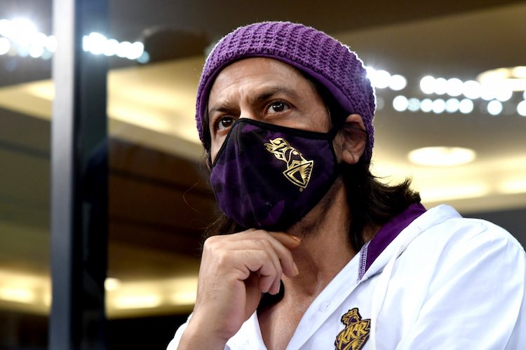 Owner Of KKR Team Shahrukh Khan Images in Hindi