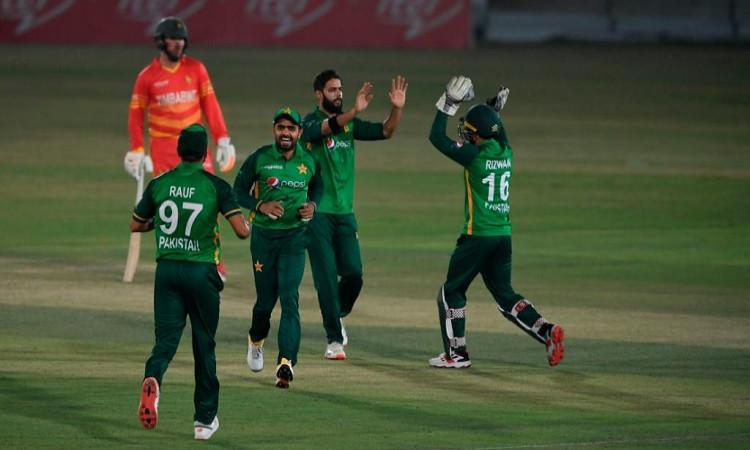 Pakistan vs Zimbabwe 1st ODI