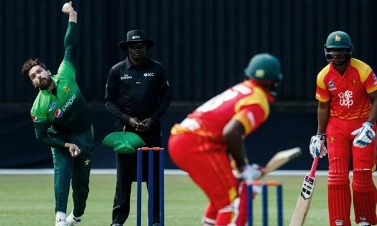 Pakistan vs Zimbabwe 2020