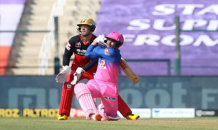 Royal Challengers Bangalore vs Rajasthan Royals