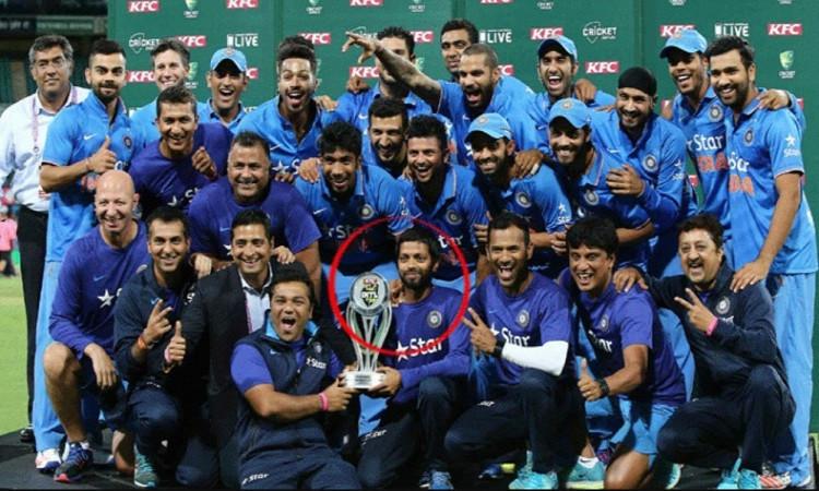 Raghu Team India