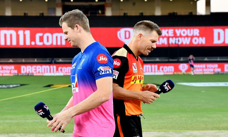 Rajasthan Royals vs Sunrisers Hyderabad IPL 2020