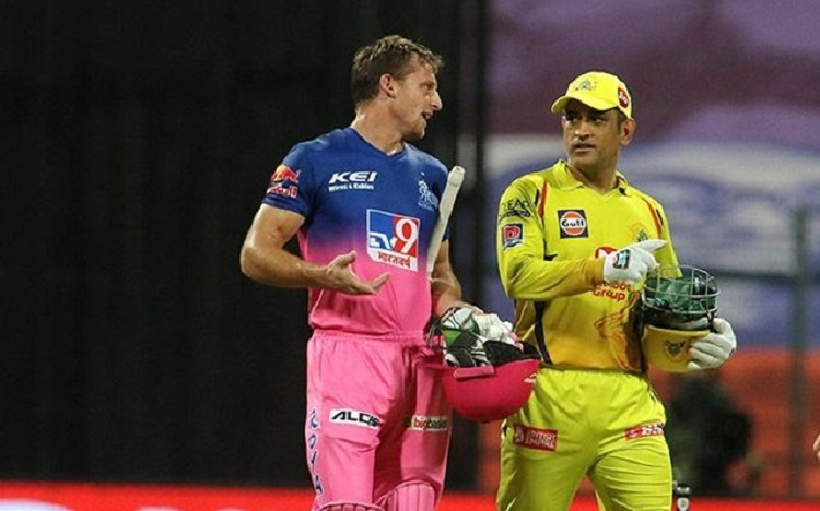 Rajasthan Royals wicketkeeper batsman Jos Buttler admirer former Indian captain MS Dhoni in hindi