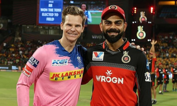 Rajasthan vs RCB
