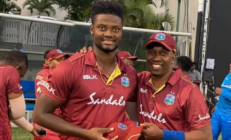 Romario Shepherd named as Dwayne Bravo's replacement in West Indies T20 squad