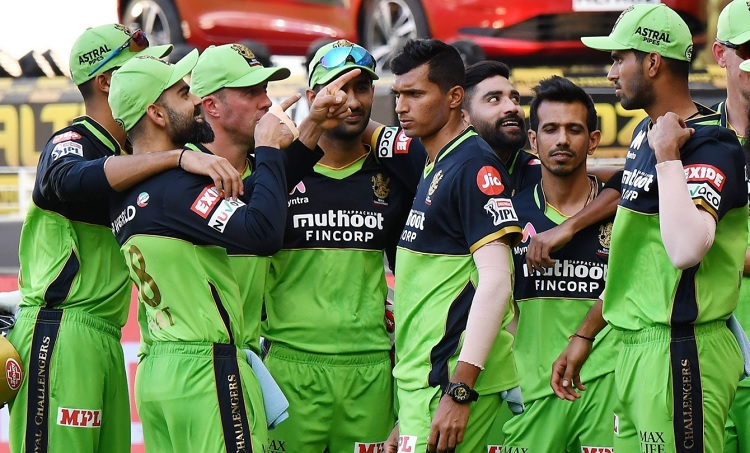 Royal Challengers Bangalore IPL 2020
