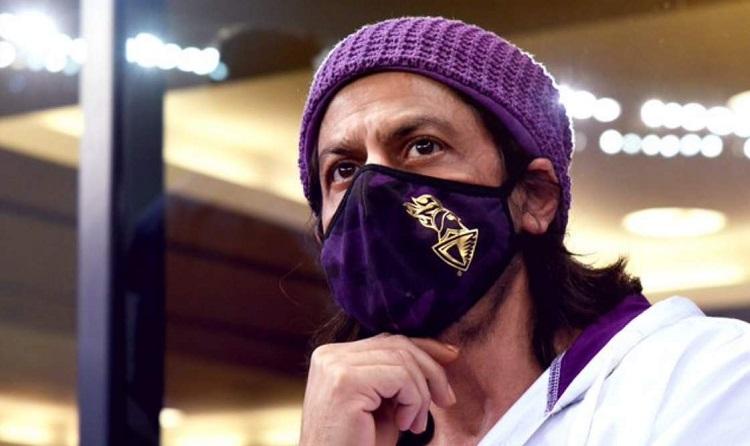 Shah Rukh Khan in KKR Match
