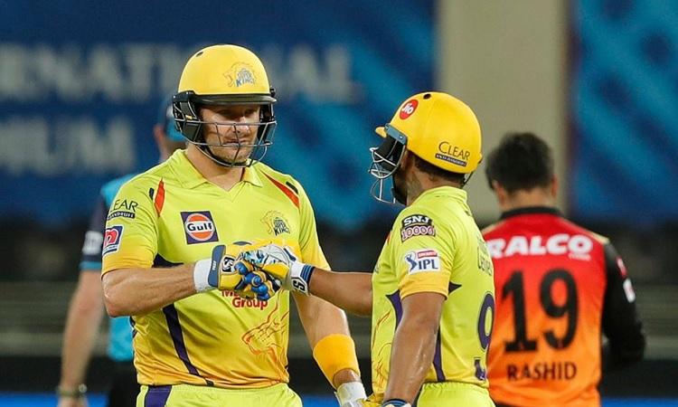 Shane Watson and Ambati Rayudu