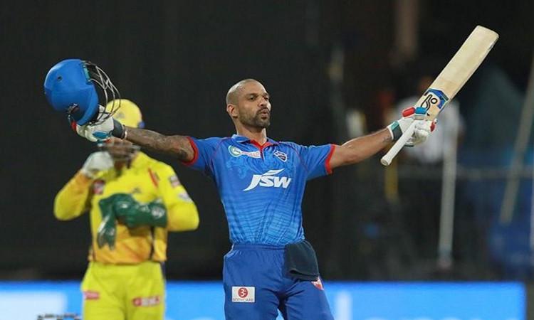 Shikhar Dhawan IPL 2020