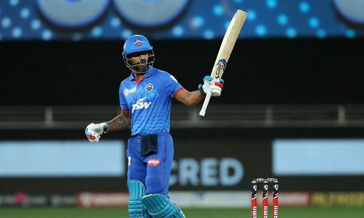 Shikhar Dhawan First T20 Century