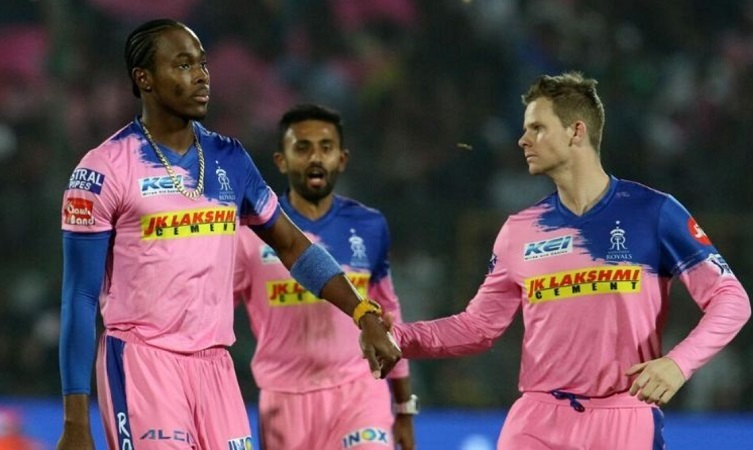 Should have given Jofra Archer third over in the beginning says Steve Smith