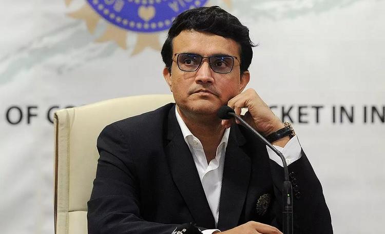 Sourav Ganguly BCCI Head