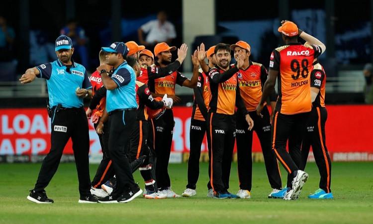 Sunrisers Hyderabad beat Delhi Capitals by 88 runs