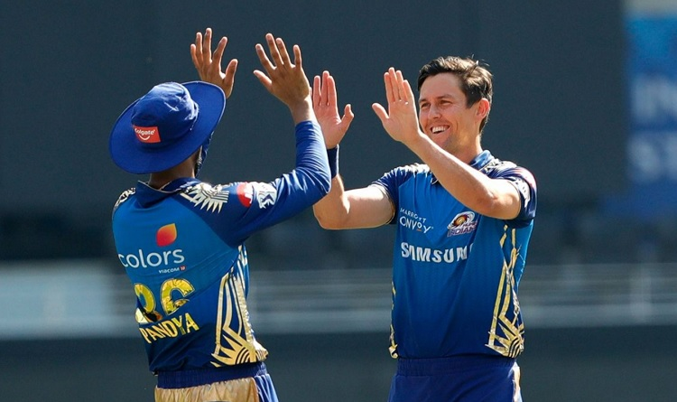 Mumbai Indians pacer Trent Boult leads wicket tally in IPL 2020 powerplays