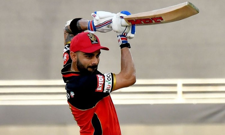 Virat Kohli becomes second player to hit 500 fours in IPL
