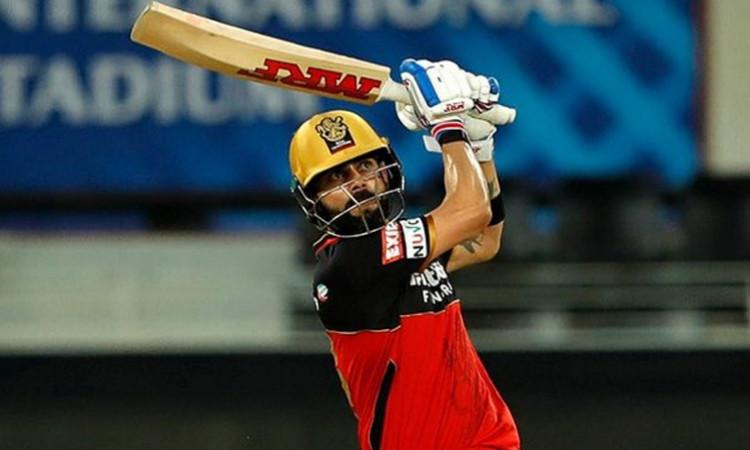 Virat Kohli IPL Sixes