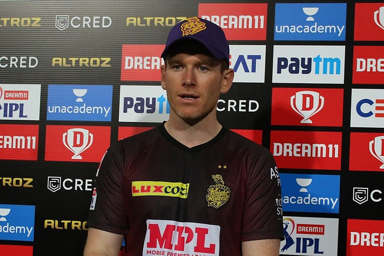 MI vs KKR: We Weren't Even At The Races Today, Says New KKR Captain Morgan
