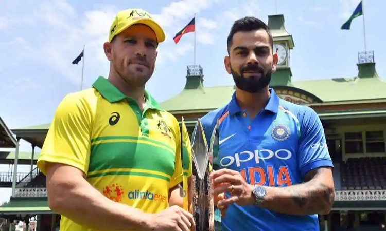 White-Ball Leg Of Aus-Ind Series To Be Played In Sydney, Canberra, Gets Green Light From Govt