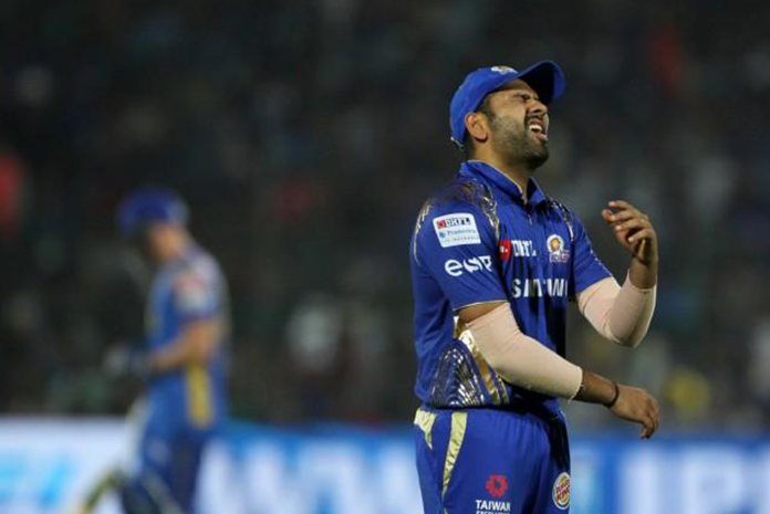 Will MI captain Rohit Sharma play against RR on Sunday know all latest updates in hindi