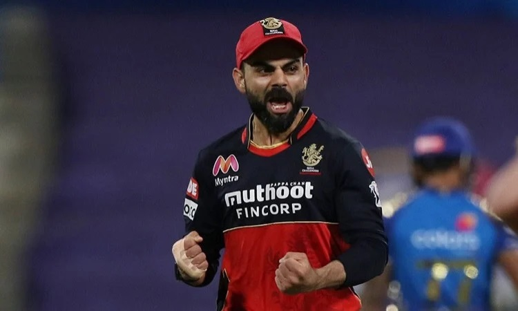 after losing to mumbai indians rcb captain virat kohli says we were in the game till 17th over