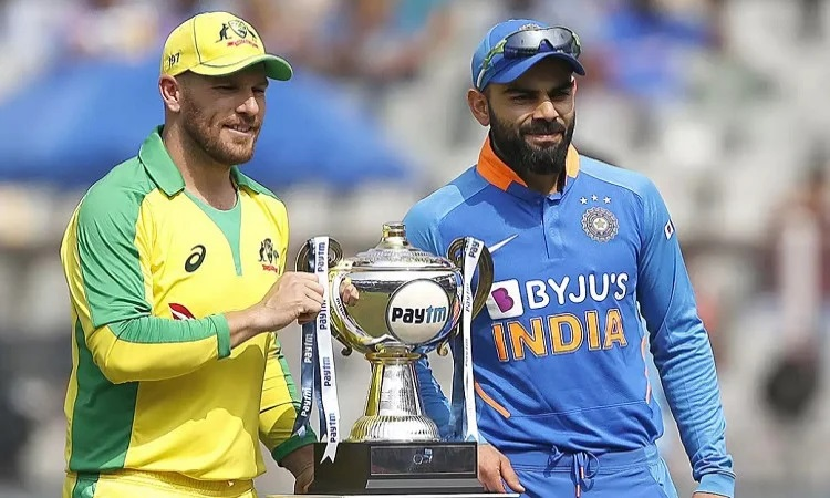 australian one day and t20 squad announced for series against india