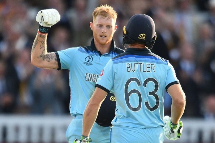 ben stokes picks buttler the most talented cricketer he has played with
