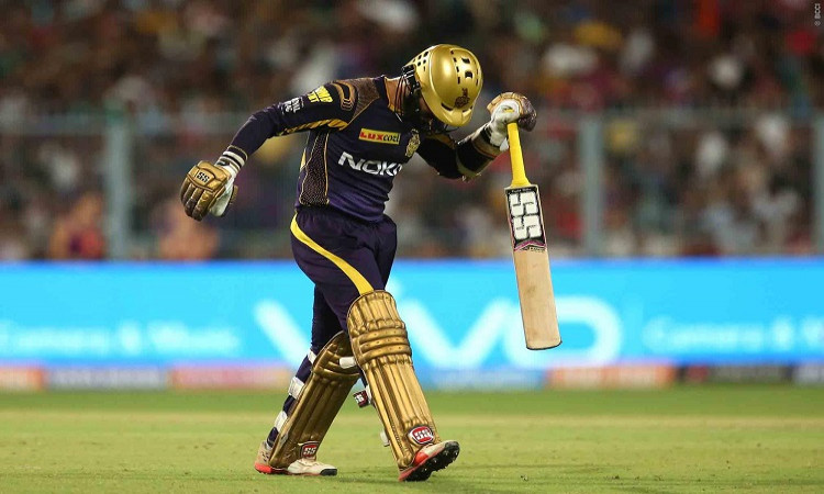 bollywood actor KRK slams KKR player Dinesh Karthik for taking DRS against Kings XI Punjab match in