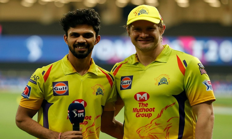 csk vs kkr doesn't feel like we're out of ipl, says gaikwad