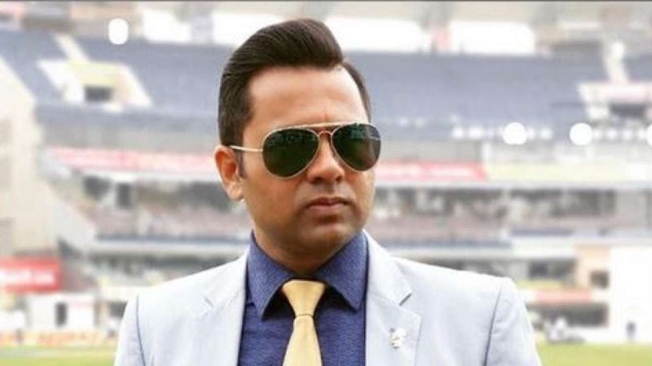 former indian cricketer aakash chopra commentary on his own batting watch video in hindi