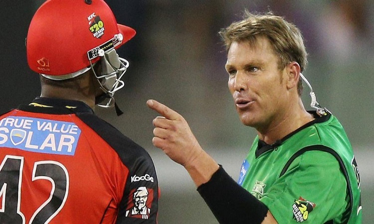 he obviously needs serious help warne slams samuels