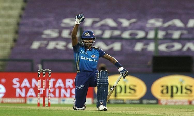 IPL 2020: Hardik Pandya Joins 'BLM' Movement