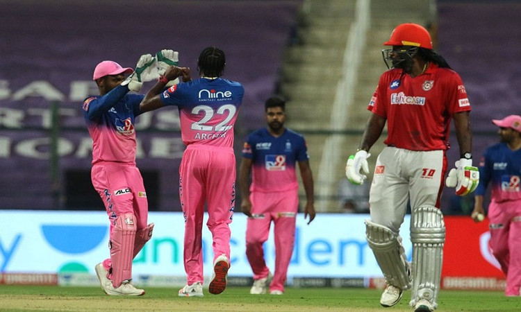 ipl 2020 chris gayle fined for breaching code of conduct