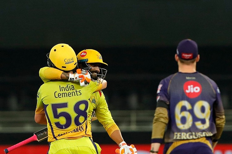 ipl t20 points table after chennai's 6 wicket win over kolkata
