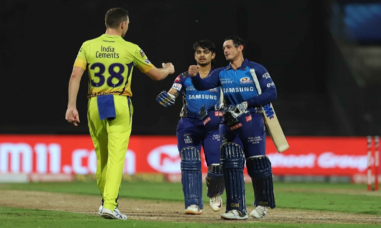 ipl t20 points table after mumbai's 10 wicket win over chennai