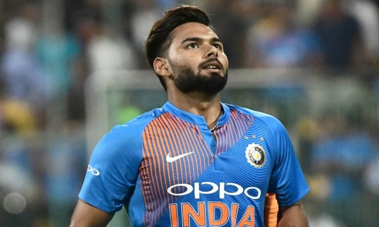 pant left out from t20s, odis