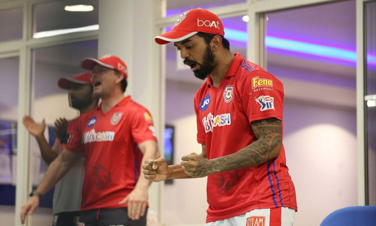 results due to positive cricket and belief to turn things around kxip captain rahul
