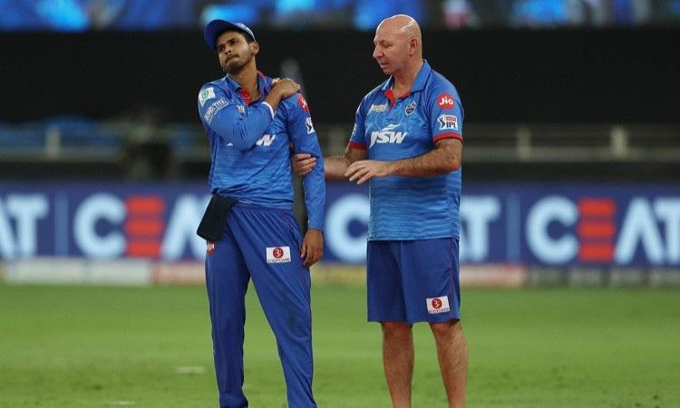 shikhar dhawan gives update on dc captain shreyas iyer injury update