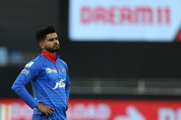 we lost the match in the powerplay itself dc captain iyer