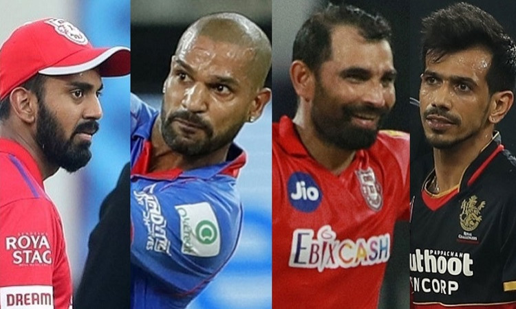 6 Team India players who hit the refresh button in IPL 2020