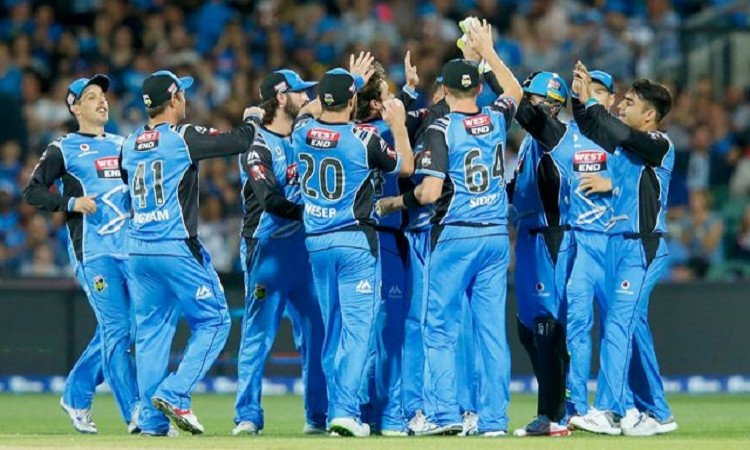 Adelaide Strikers signs Liam Scott and Spencer Johnson for Big Bash League 2020