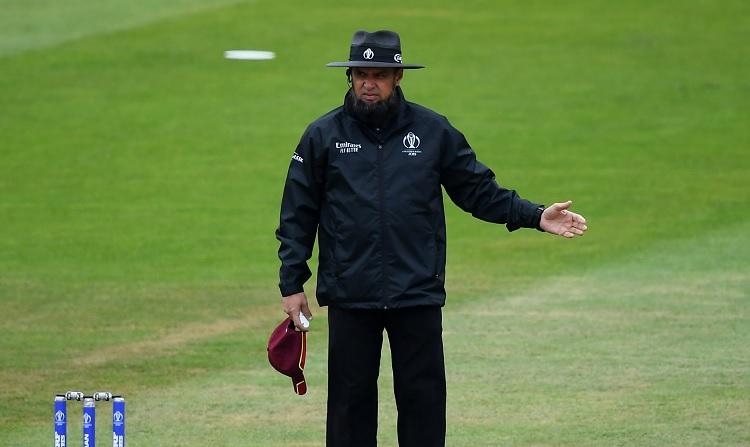 Pakistan Aleem Dar surpasses Rudi Koertzen's record for most ODIs as an umpire