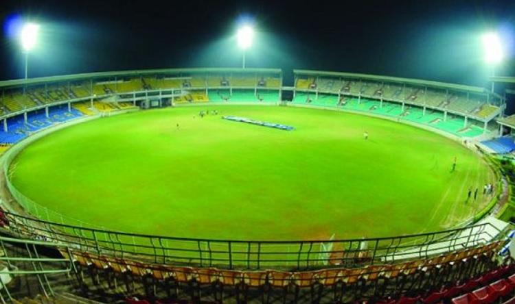Titans XI make record total in T20 cricket in India