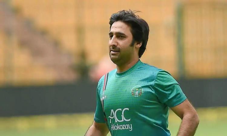 अफगानिस्तान क्रिकेट टीम के कप्तान असगर अफगान ने दूसरी बार की सगाई Images