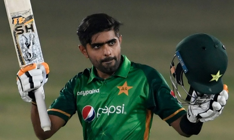 Babar Azam became the first player to score 1000 T20 runs in 2020