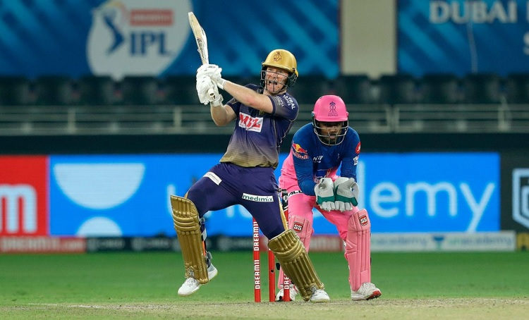 Eoin Morgan Has Carried KKR's Middle Order All Tournament, Says Brad Hogg