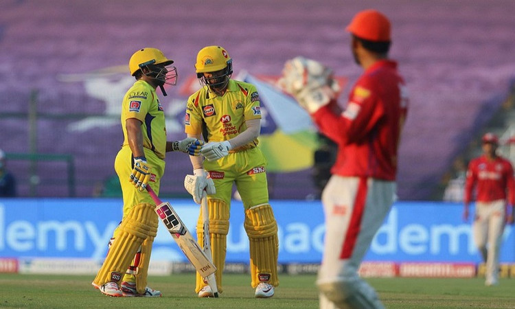 CSK Against KXIP
