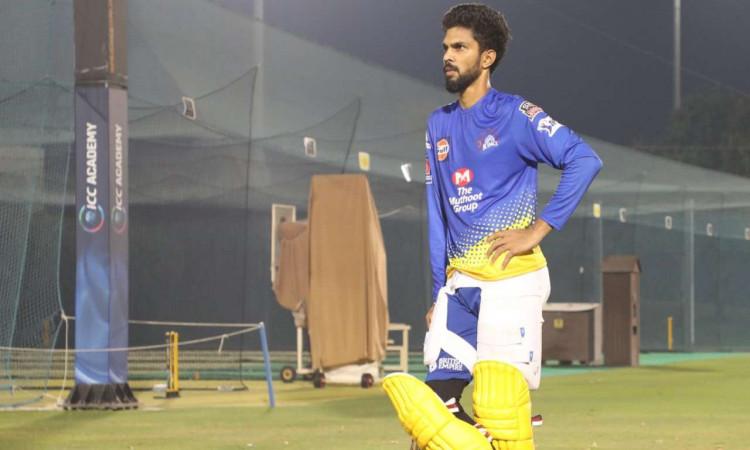 Chennai Super Kings batsman Ruturaj Gaikwad says I thought I would not get to play even a single gam