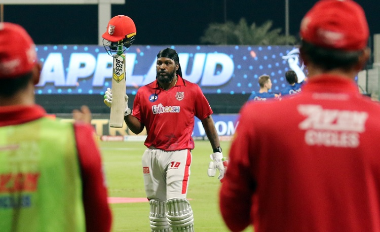 Chris Gayle to Kings XI Punjab teammates,You guys shouldn't let IPL break you