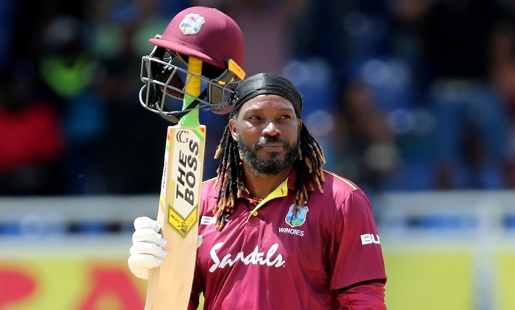 Chris Gayle pulls out of Lanka Premier League due to personal reasons